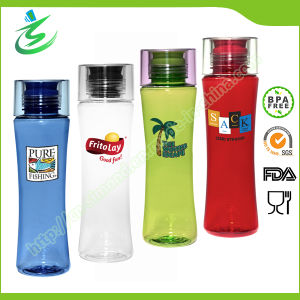 750ml BPA Free Tritan Water Bottle with Silicone Mouth pictures & photos
