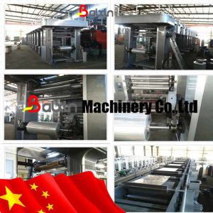 Roll Paper Gravure Printing Machine pictures & photos