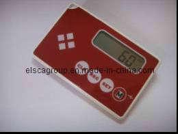 3D Credit Card USB Pedometer (EP382)