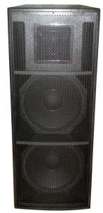 """Dual 15"""" 1000W Full Range Speaker (SM215) pictures & photos"""