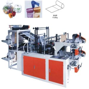 Computer Control Two-Layer Rolling Bag-Making Machine (WQR) pictures & photos