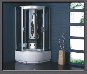 Smart Computer Panel Shower Cabin Steam Shower Cubic (MJY-8022)