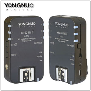 Yongnuo Yn-622n II Wireless Ttl HSS 1/8000s Flash Trigger 2 Transceivers for Nikon pictures & photos