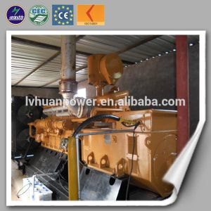 Biomass Power Plant 300kw Biomass Silent Gas Generator pictures & photos