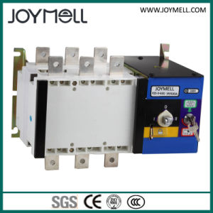 Ce Automatic 3p 4p 630A Transfer Switch pictures & photos