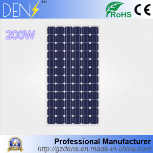 Eco Offer 200W Poly PV Solar Module with TUV pictures & photos