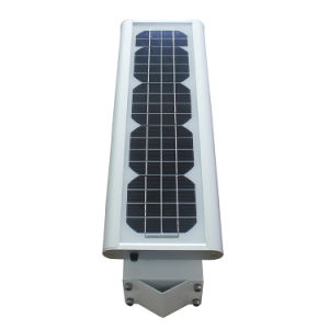 5W Solar LED Street Road Path Garden Lamp Light with Infrared Sensor pictures & photos