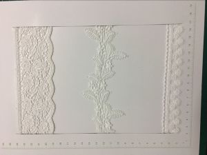 Polyester Lace pictures & photos