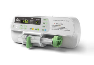 Infusion System Syringe Pump Infusion Pump with Ce (SC-50C6)