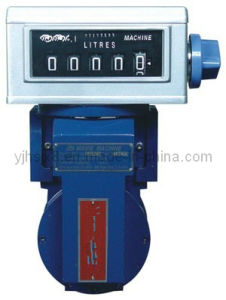 Industrial Positive Displacement Flow Meter (Sm Series)