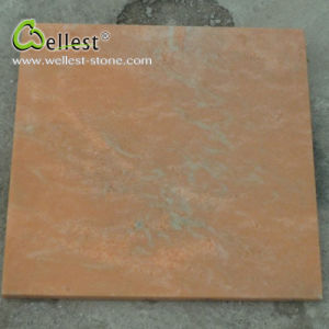 M108 Sunset Red Marble Natural Stone Polished Floor/Wall/Tile/Cladding Tile pictures & photos