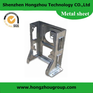 Custom Sheet Metal Fabrication Bending Part with ISO SGS Approved pictures & photos