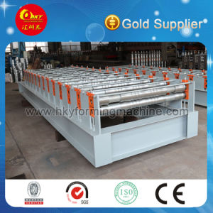 High Quality PLC Automatic Metal Roofing Machines pictures & photos