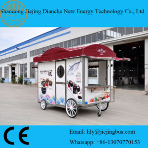 Customized Barbecue Concession Trailers on Promotion pictures & photos