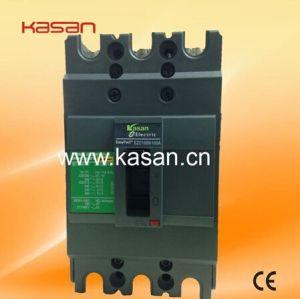 1p, 2p, 3p Ezc MCCB Moulded Case Circuit Breaker pictures & photos