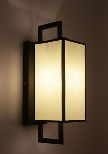 Metal Wall Lamp with Glass Shade (WHW-143) pictures & photos