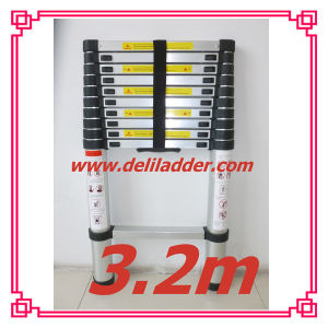 3.2m Telescopic Ladder /Combination Aluminum Ladder pictures & photos