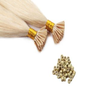 Indian Remy Micro Bead Stick I Tip Hair Extension pictures & photos