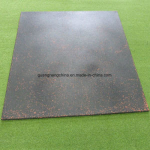 Outdoor Rubber Floor Tile Playground Rubber Floor Tile pictures & photos