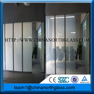 12mm Clear White Smart Glass Manufacturer pictures & photos