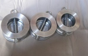 Ss304 Wafer Type Check Valve 150lb Dual Plate pictures & photos