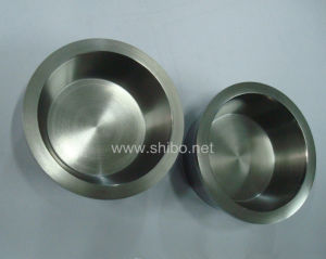 High Purity Tungsten (W) Crucible for Vacuum Sintering Furnace pictures & photos