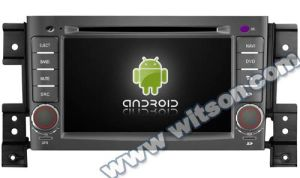 Witson Car Radio with GPS for Android OS Suzuki Grand Vitara 2005-2012 W2-I053 pictures & photos