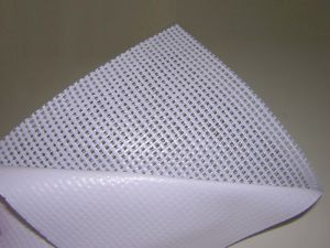 PVC Material Polyester Fabric Solvent Mesh Printing pictures & photos