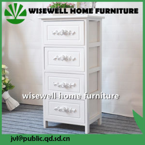 Assemble Bedroom Furniture Drawer Chest (W-CB-420) pictures & photos