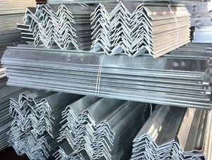 Galvanised Steel Lintel L100X100X6 150X100X6 Ribbed Angle pictures & photos