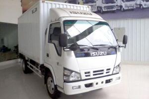Isuzu 600p Intercooler Diesel Engine Long Van (CORRUGATED BOAD/ALUMINUM BOX/STEEL BOX) pictures & photos