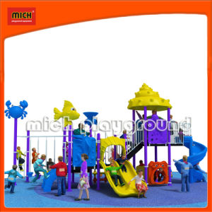 Durable Used Outdoor Playground for Plastic Garden (5237B) pictures & photos