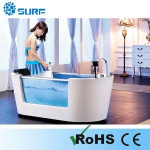 Guangzhou Mini Indoor Massage Bathtub Wholesale and OEM (SF5B007)