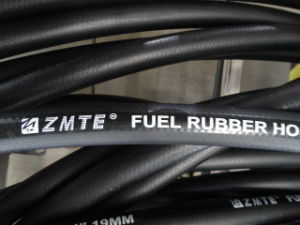 Rubber Steel Wire Braided Gas Station Hose pictures & photos