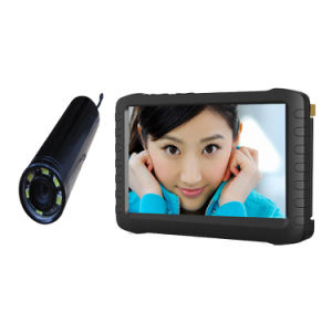 "5"" HD Police Mini Wireless Tube Camera Monitor Screen HD Video Recorder pictures & photos"
