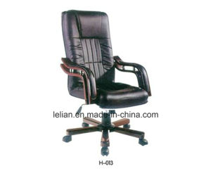 2015 Hot Sale Executive Swivel Lift Synthetic Cheap Office Chair pictures & photos