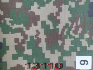 Ripstop Anti-Tear Military Digital Pattern Camouflage Fabric pictures & photos
