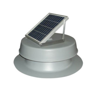 Hot Sale Solar Attic Fan in USA Market pictures & photos