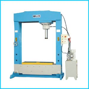Power Operated Hydraulic Press Mdyy150/35 pictures & photos