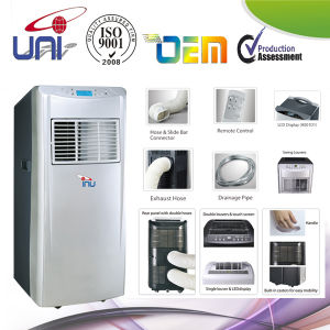 2017 Good Cheap Low Noise Portable Air Conditioner pictures & photos