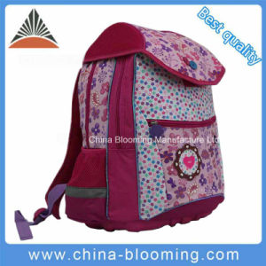 Girls Ergonomic Back to School Bag Student Backpack pictures & photos