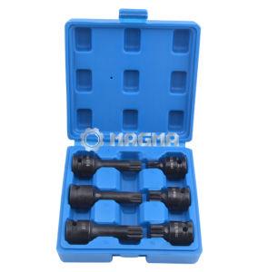 "1/2"" Drive Spline Impact Socket Set (MG50385) pictures & photos"