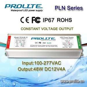 LED Power Supply Pln-48W pictures & photos