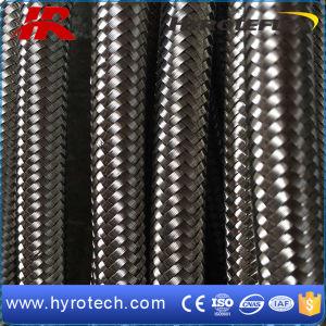 Ss316 Stainless Steel Braid Hose SAE 100r14/Teflon Hose pictures & photos
