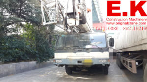 Original Chinese Second Hand Zoomlion Mobile 70ton Crane (QY70K) pictures & photos