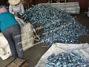 Galvanized Scaffold Post Shore Forged Prop Nut with Handle pictures & photos
