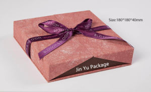 Hot Sale Manufacturer High End Paper Jewelry Box for jewelry Packing pictures & photos