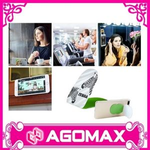 Universal Versatile Super Suction Lazy Magic Sticker Mobile Phone Holder Stand