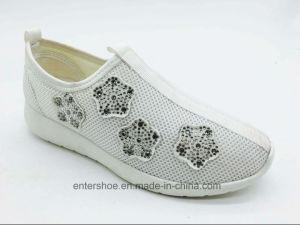 Breathable Mesh Athletic Shoes Sneaker for Women (ET-JRX160401W) pictures & photos