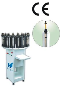 Manual Paint Dispenser with Single Plastic Cansiter pictures & photos